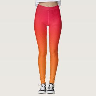 Trend-Setters Flame Stylish Designer Leggings