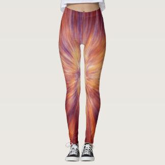 Trend-Setters Stylish Starburst Designer Leggings