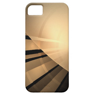 Trendy abstract iPhone 5 case-mate case Sunshine