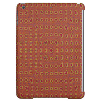 Trendy abstract pattern case for iPad air