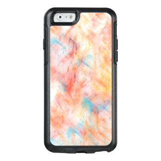Trendy Abstract Wallpaper Design OtterBox iPhone 6/6s Case