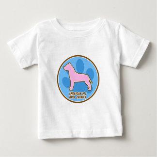 Trendy American Pit Bull Terrier Tee Shirt