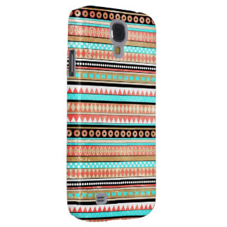 Trendy aztec galaxy s4 case