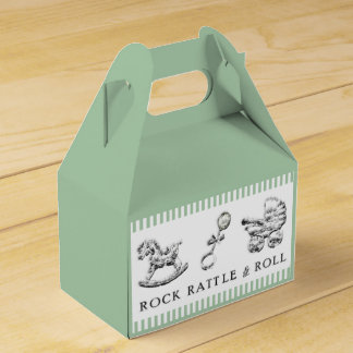 Trendy Baby Shower Party Favour Boxes