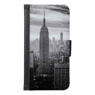 Trendy black and white New York Design