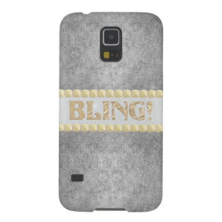 Trendy Bling! Design Galaxy S5 Cover