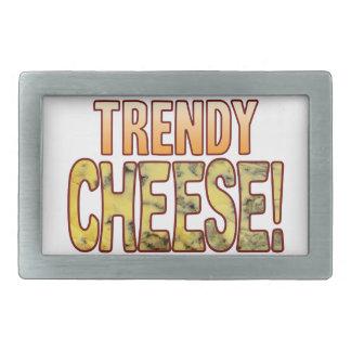 Trendy Blue Cheese Belt Buckles