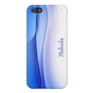 Trendy Blue iPhone 5c Case