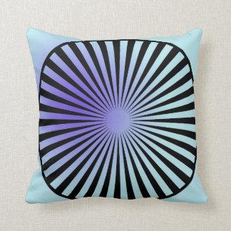 Trendy Blues Pillow
