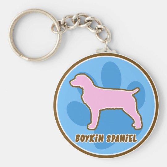Trendy Boykin Spaniel Keychain