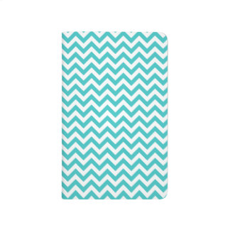 Trendy Chevron Pocket Journal