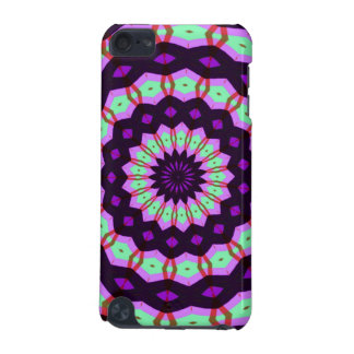 Trendy circle line pattern iPod touch (5th generation) case