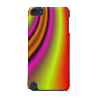 Trendy colorful line iPod touch 5G covers