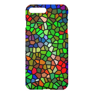 Trendy Colorful stained glass iPhone 8 Plus/7 Plus Case