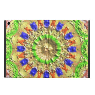 Trendy colorful texture pattern case for iPad air