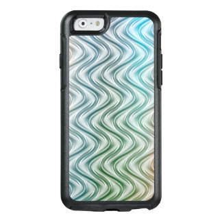 Trendy Cool Colors Abstract Art OtterBox iPhone 6/6s Case