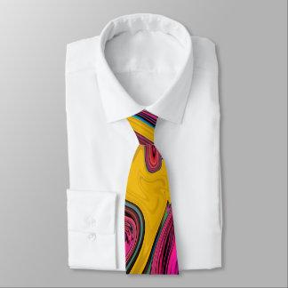 Trendy Cool Colourful Design Tie