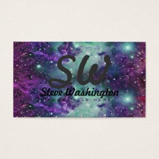 Trendy Cool Sparkly New Nebula Design