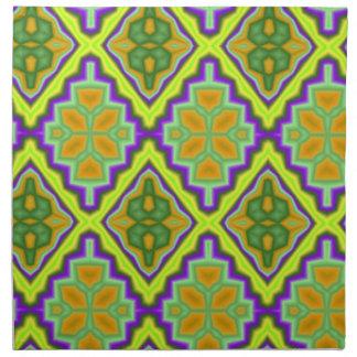 Trendy Cool tribal pattern Napkin