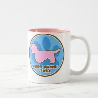 Trendy Dandie Dinmont Terrier Mug