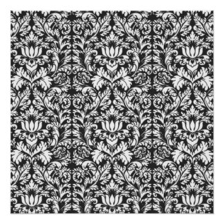 Trendy Decorator Floral Damask Trellis Pattern