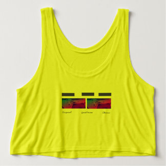 Trendy Designer T/Shirt Tank Top