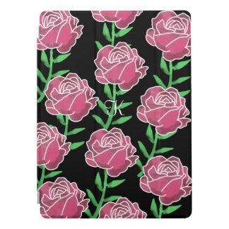 Trendy Floral Apple iPad Pro Cover - 9.7""