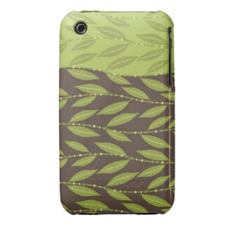 Trendy Floral Decor iPhone 3G | 3GS Case-Mate iPhone 3 Covers