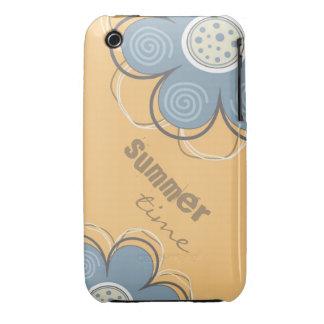 Trendy Floral Decor iPhone 3G | 3GS Case-Mate iPhone 3 Case-Mate Case