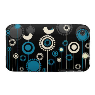 Trendy Floral Decor iPhone 3G | 3GS Case-Mate iPhone 3 Cover