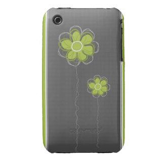 Trendy Floral Decor iPhone 3G | 3GS Case-Mate Case-Mate iPhone 3 Case