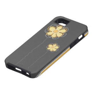 Trendy Floral Decor  iPhone 5 Case Mate