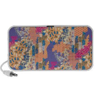 Trendy fresh design - Johan iPod Speaker