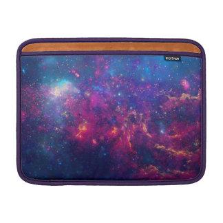 Trendy Galaxy Print / Nebula Sleeve For MacBook Air