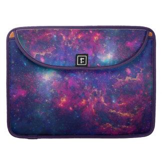 Trendy Galaxy Print / Nebula Sleeve For MacBooks