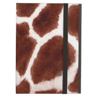 Trendy Giraffe Pattern iPad Air Cases