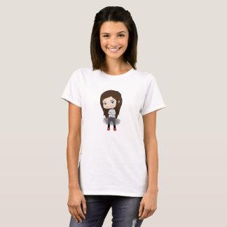 Trendy girl - T-shirt for women - Family matching
