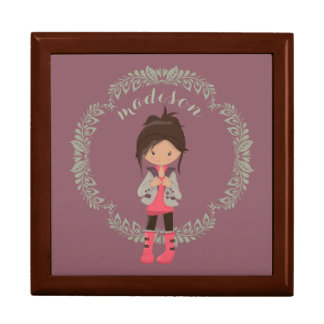 Trendy Girly Avatar Gift Box