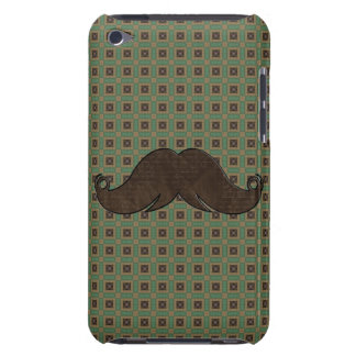 Trendy Handlebar Mustache Moustache Stache iPod Touch Covers
