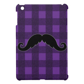 Trendy Handlebar Mustache Moustache Stache Cover For The iPad Mini