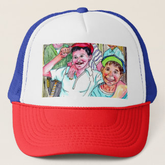 Trendy Hat To Match The Boys Of Spring Collection