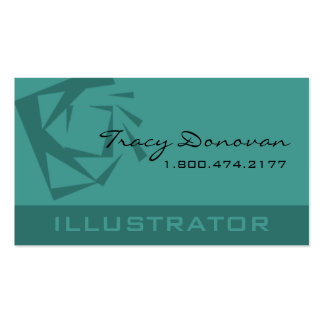 "Trendy Illustrator ""Quartz"" template 