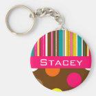 Trendy Keychain - Personalise it!