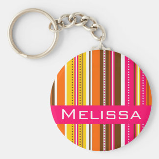 Trendy Keychain - Personalize it!