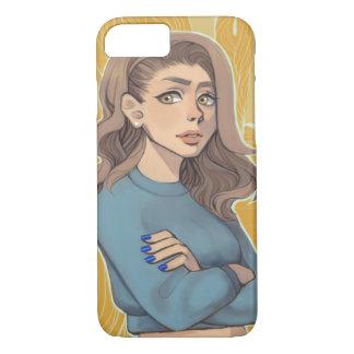 Trendy lady iPhone 7 case