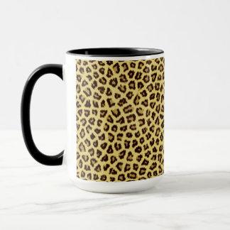 Trendy Leopard Cheetah Print Mug
