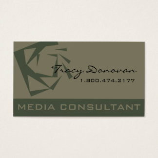 "Trendy Media Consultant Designer ""Quartz"" 