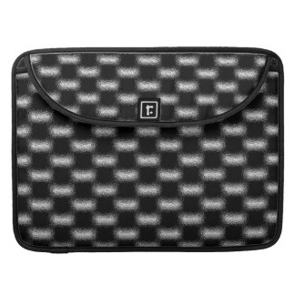 Trendy Modern Cool Unique Abstract Pattern Sleeves For MacBooks