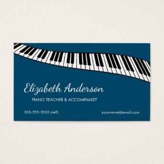 Trendy & Modern, Piano Teacher & Accompanist