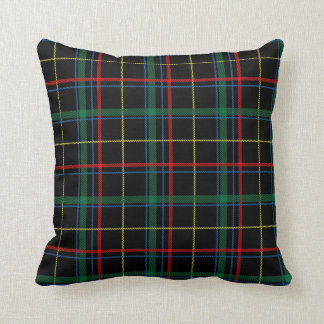 Trendy Multicolored Plaid Cushion